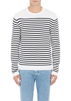 Barneys New York Men's Striped Wool Sweater