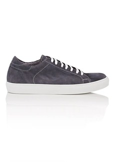 Barneys New York Men's Suede Sneakers