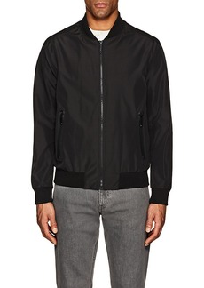 Barneys New York Men's Tech Bomber Jacket