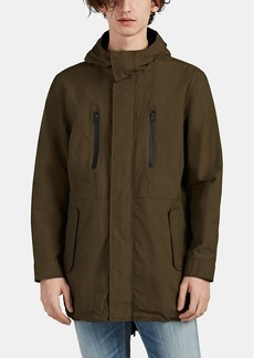 Barneys New York Men's Tech-Faille Anorak