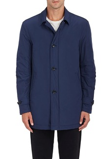 Barneys New York Men's Tech-Taffeta Jacket