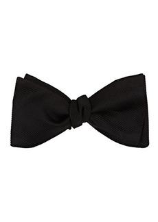 Barneys New York Men's Textured Silk Bow Tie