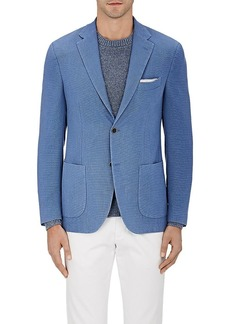 Barneys New York Men's Wool-Blend Two-Button Sportcoat