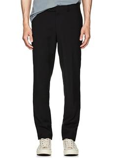 Barneys New York Men's Yellnik Wool Slim Trousers