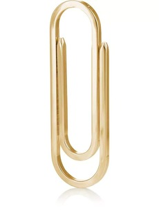 Barneys New York Men's Yellow Gold Paperclip Money Clip - Gold