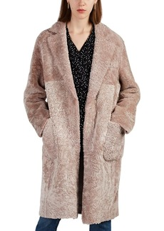 Barneys New York Women's Alice Shearling Coat