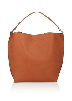 Barneys New York Women's Ann Colorblocked Faux-Leather Hobo Bag