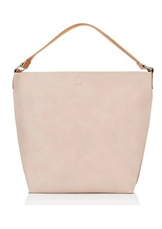 Barneys New York Women's Ann Hobo Bag-Beige, Tan