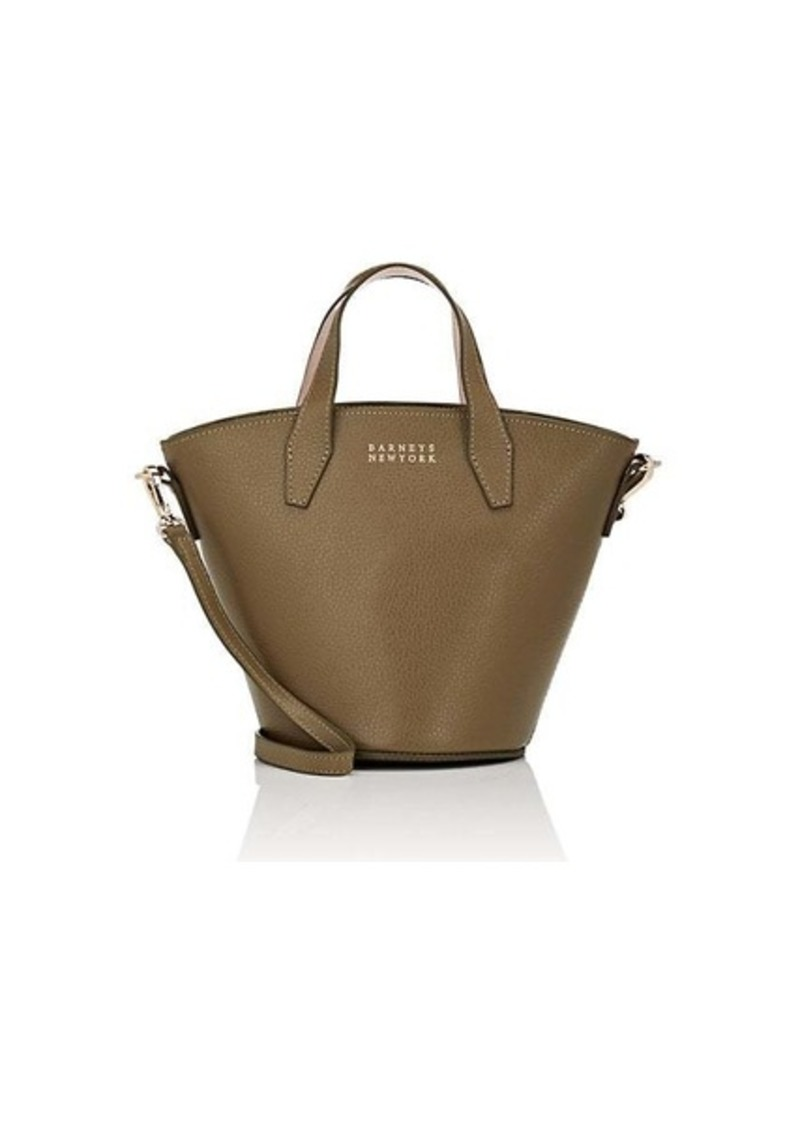 Barneys New York Barneys New York Women s Athena Leather Bucket Bag ... fc9b39cf15fc2