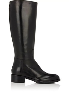 Barneys New York Women's Back-Zip Riding Boots