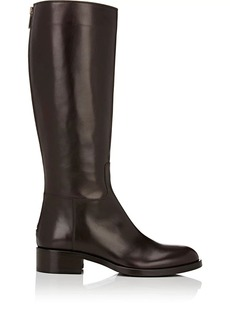 Barneys New York Women's Back-Zip Riding Boots