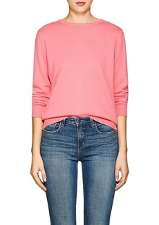 Barneys New York Women's Button-Back Cashmere Cardigan