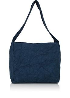 Barneys New York Women's Canvas Hobo Bag