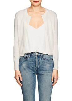 Barneys New York Women's Cashmere Crop Cardigan
