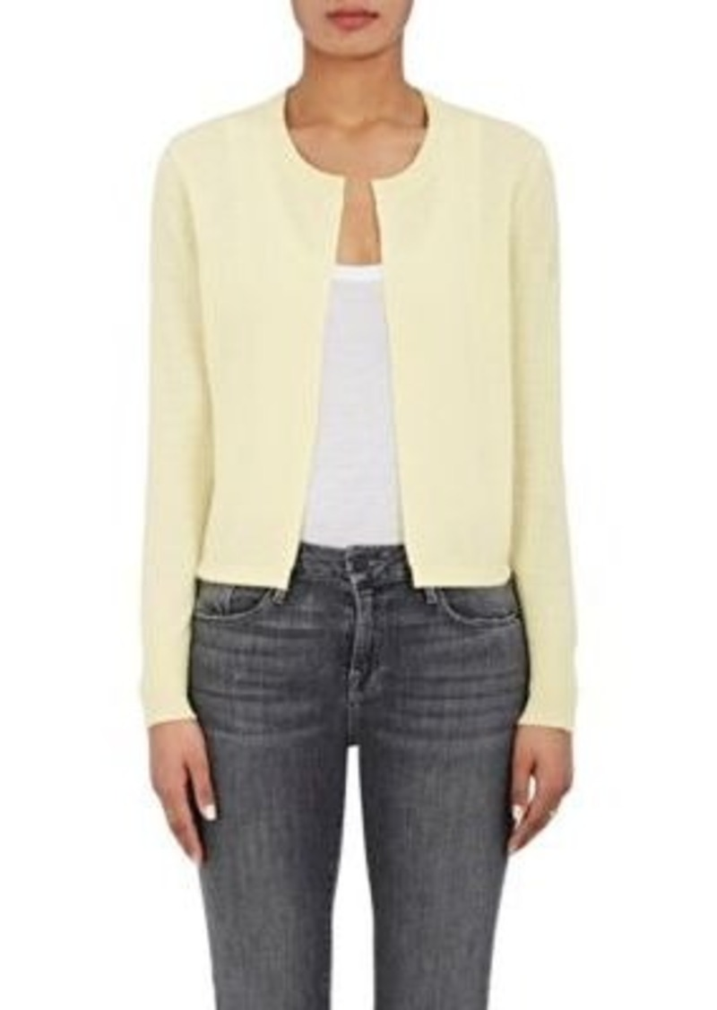 Barneys New York Barneys New York Women's Cashmere Cropped ...