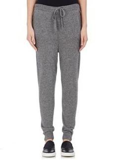 Barneys New York Women's Cashmere Drawstring Sweatpants