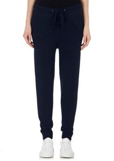 Barneys New York Women's Cashmere Drawstring Sweatpants