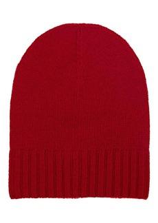 Barneys New York Women's Cashmere Hat - Red