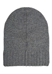 Barneys New York Women's Cashmere Hat - Charcoal