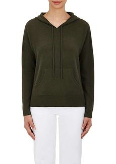 Barneys New York Women's Cashmere Hoodie Sweater