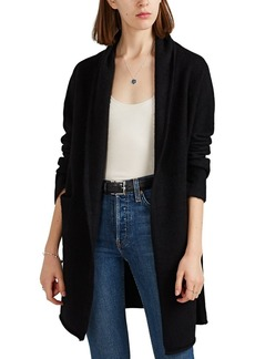 Barneys New York Women's Cashmere Open-Front Cardigan
