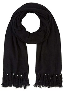 Barneys New York Women's Cashmere Scarf - Black