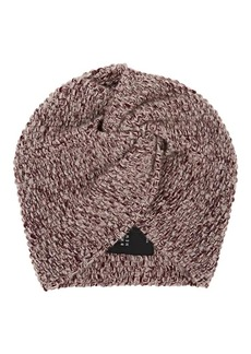 Barneys New York Women's Cashmere-Silk Turban Cap - Wine