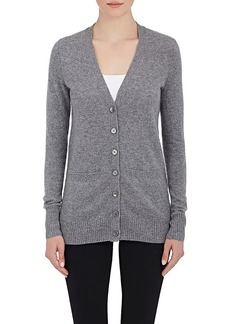 Barneys New York Women's Cashmere V-Neck Cardigan