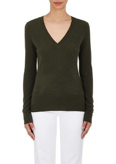 Barneys New York Women's Cashmere V-Neck Sweater