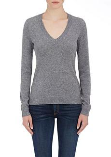 Barneys New York Women's Cashmere V-Neck Sweater