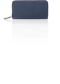 Barneys New York Women's Continental Wallet - Navy
