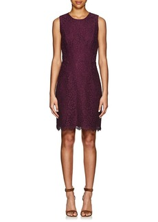 Barneys New York Women's Corded Lace Sheath Dress