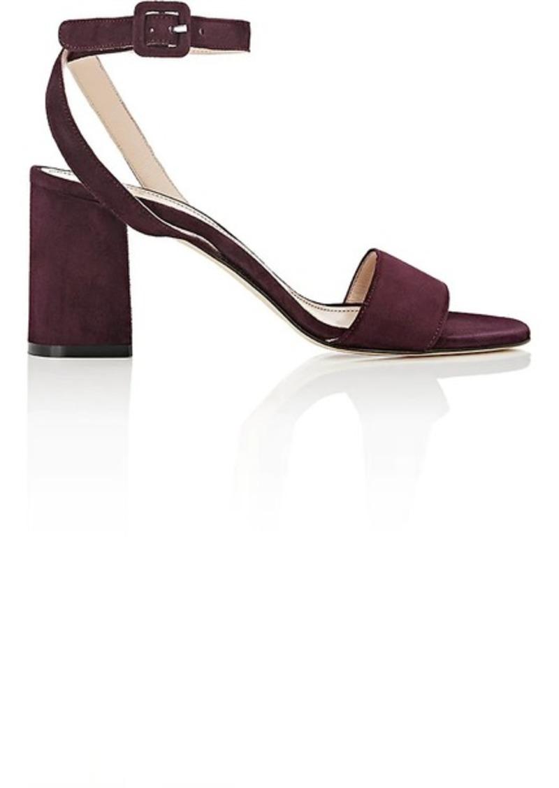 Barneys New York Women's Crisscross Ankle-Strap Sandals