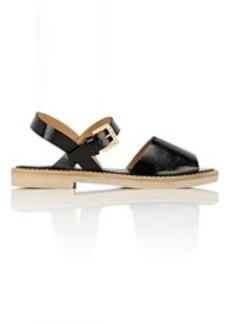 Barneys New York Women's Double Ankle-Strap Sandals