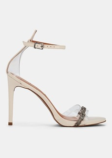 Barneys New York Women's Embellished Patent Leather & PVC Pumps