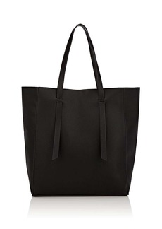 Barneys New York Women's Faux-Leather Tote Bag - Black
