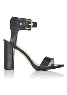 Barneys New York Women's Gina Leather Ankle-Strap Sandals