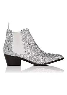 Barneys New York Women's Glitter Chelsea Boots