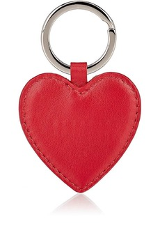 Barneys New York Women's Heart Key Ring