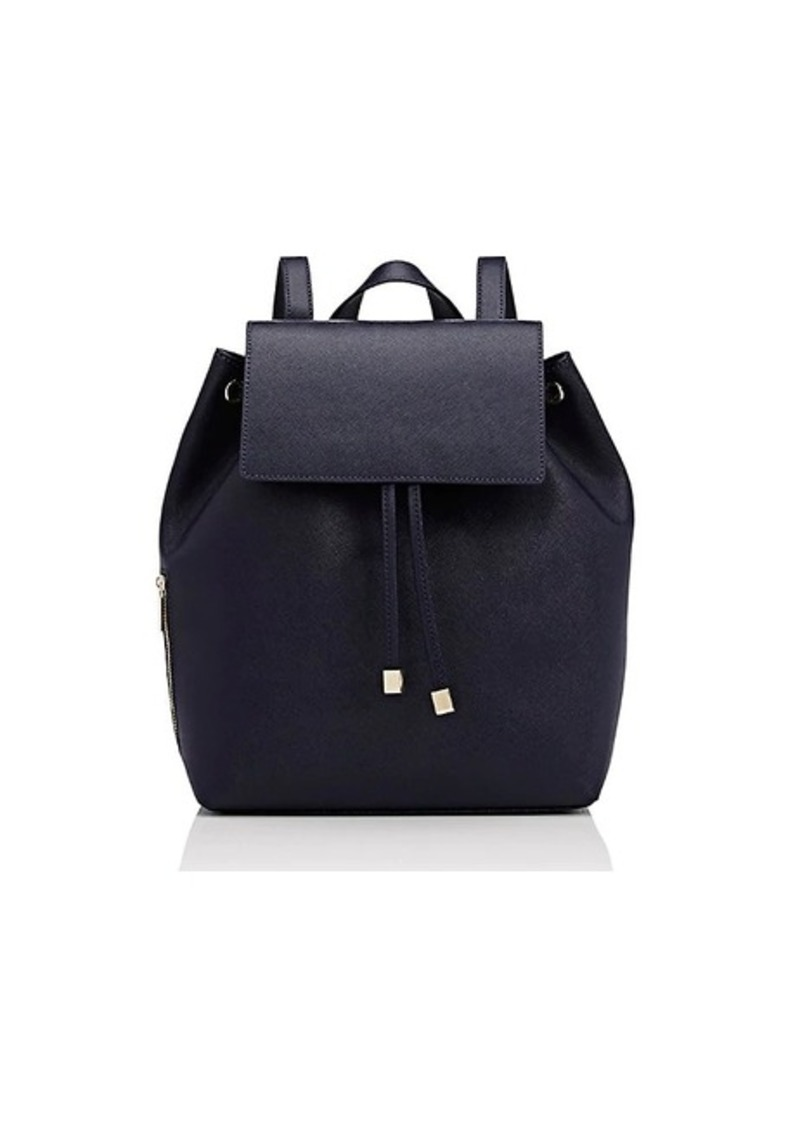 Barneys New York Womens India Leather Backpack RmEkVaw1i
