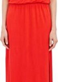 Barneys New York Women's Jersey Maxi Dress