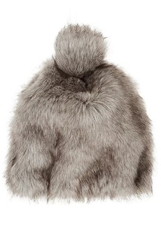Barneys New York Women's Kara Faux-Fur Hat