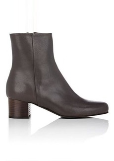 Barneys New York Women's Leather Ankle Boots