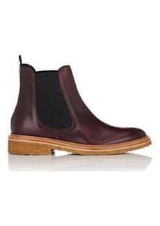 Barneys New York Women's Leather Chelsea Boots
