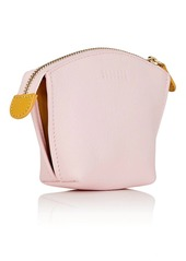Barneys New York Women's Leather Coin Purse - Pink