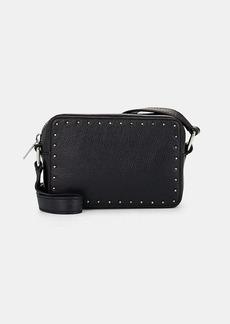 Barneys New York Women's Leather Crossbody Camera Bag - Black