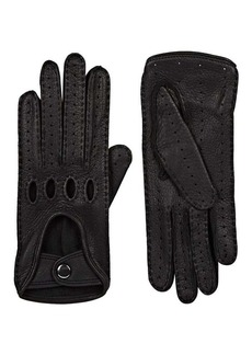 Barneys New York Women's Leather Driving Gloves