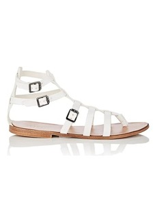 3febd7df2d4c Barneys New York Women s Leather Gladiator Sandals