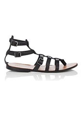 Barneys New York Women's Leather Gladiator Sandals