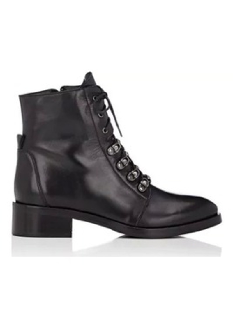 barneys new york barneys new york s leather lace up
